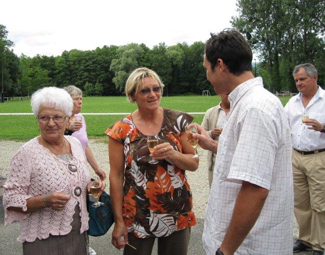 <br />Mado, Danielle et le profil gauche de Jérôme.<br />Au fond à droite Christian.<br /><br />